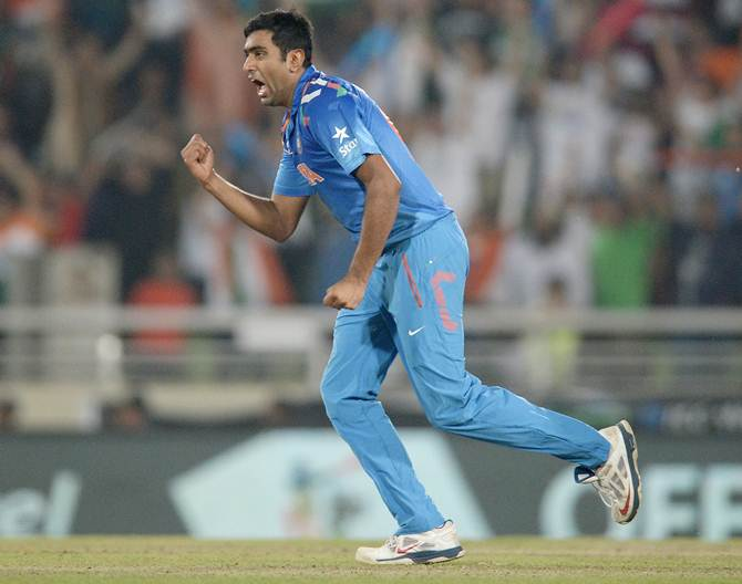 India spinner Ravichandran Ashwin is among 15 sportspersons named for the Arjuna award this year