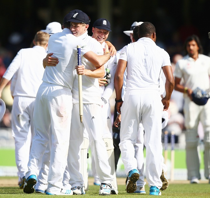 PHOTOS: Yet again England humiliate India