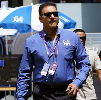 Rediff Cricket - Indian cricket - Can Ravi Shastri turn around the Indian team's fortunes? Vote here!