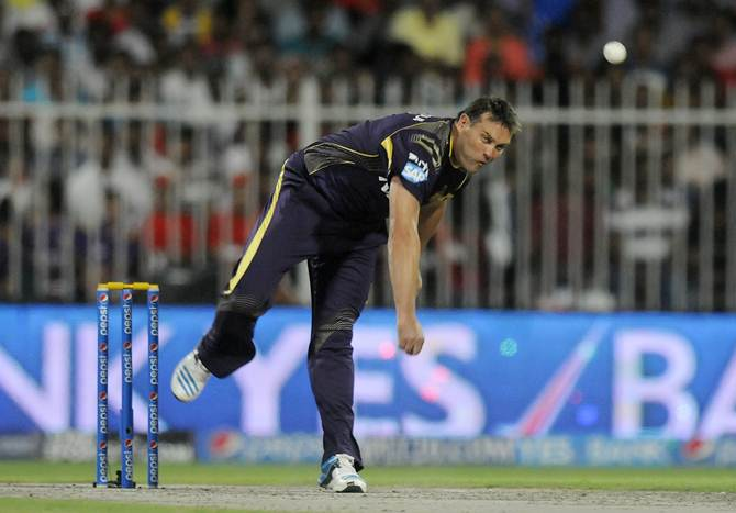 Kolkata Knight Riders' Jacques Kallis