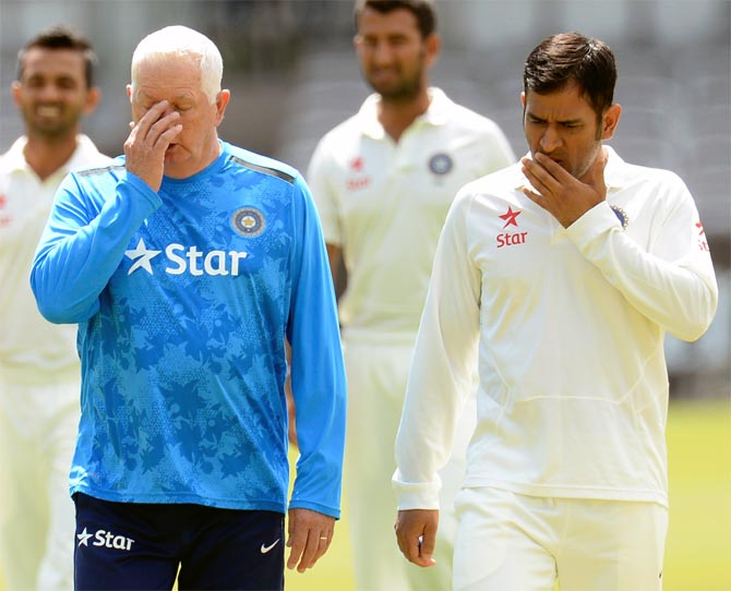 For once, BCCI doesn't agree with Dhoni. Check out why...