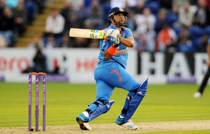 Raina worked on leaving short balls before going to England: Amre
