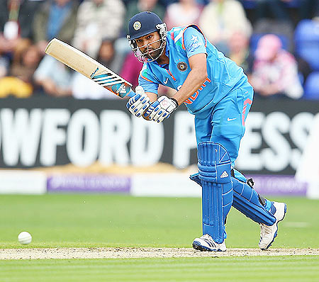 Injured Rohit Sharma ruled out of remainder of England tour