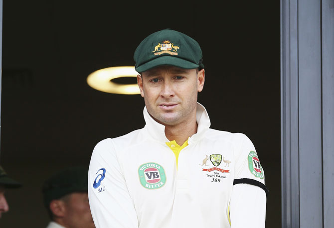Rediff Cricket - Indian cricket - Clarke undergoes successful surgery, career could be saved