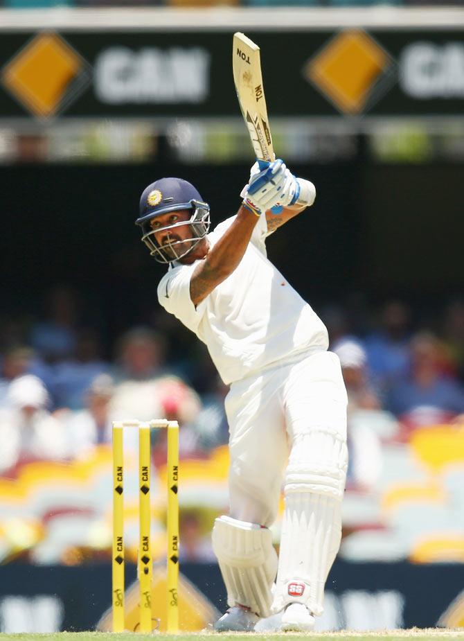 Rediff Cricket - Indian cricket - Classy Vijay no longer India's unsung hero