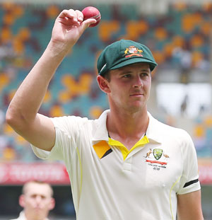 Rediff Cricket - Indian cricket - 'If Hazlewood continues working hard, he'll get 200 wickets easy'