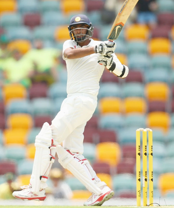 Rediff Cricket - Indian cricket - I was good enough to bat in Australian conditions, says Ashwin