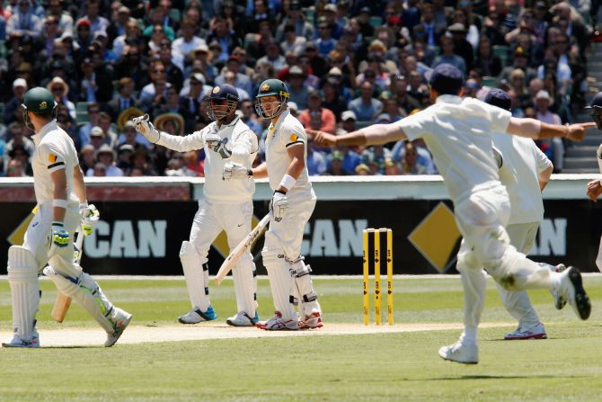 Rediff Sports - Cricket, Indian hockey, Tennis, Football, Chess, Golf - Time is running out for Watson: Border