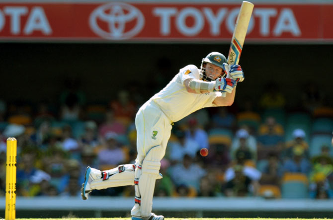 Rediff Sports - Cricket, Indian hockey, Tennis, Football, Chess, Golf - Ishant was the biggest threat on Day 1: Rogers