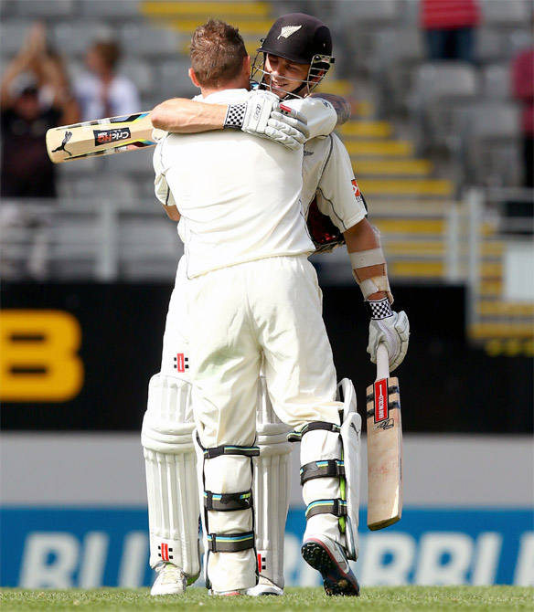 Williamson congratulates McCullum