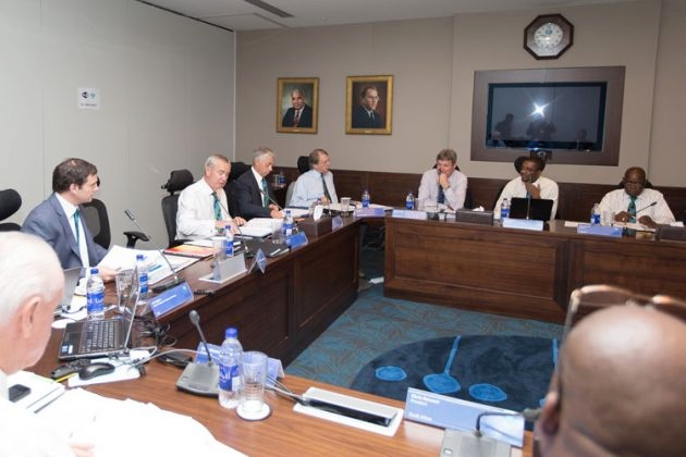 ICC Board approves changes to governance at a meeting in Singapore.