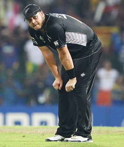 New Zealand drop Ryder, Bracewell over late-night drinking antics