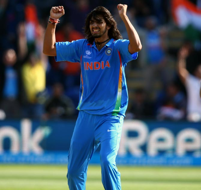 Ishant Sharma paid the price for inconsistent bowling