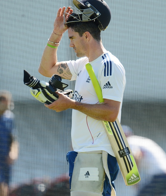 Kevin Pietersen, the most high-profile overseas player.