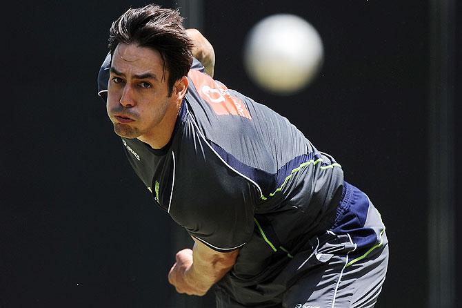 Mitchell Johnson took 24 wickets in IPL 6.
