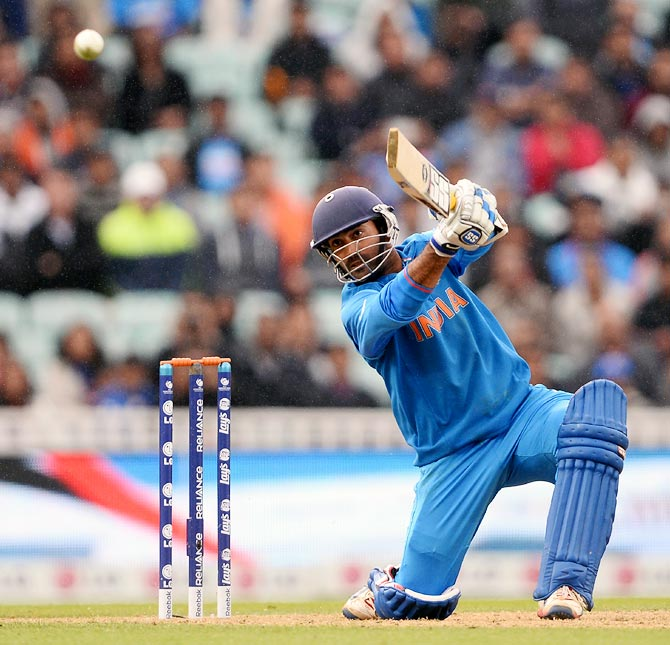 Dinesh Karthik's knock in the tri-series final on Sunday 'made us look like geniuses'