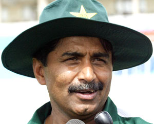 PCB: Miandad resigns as Director-General cricket