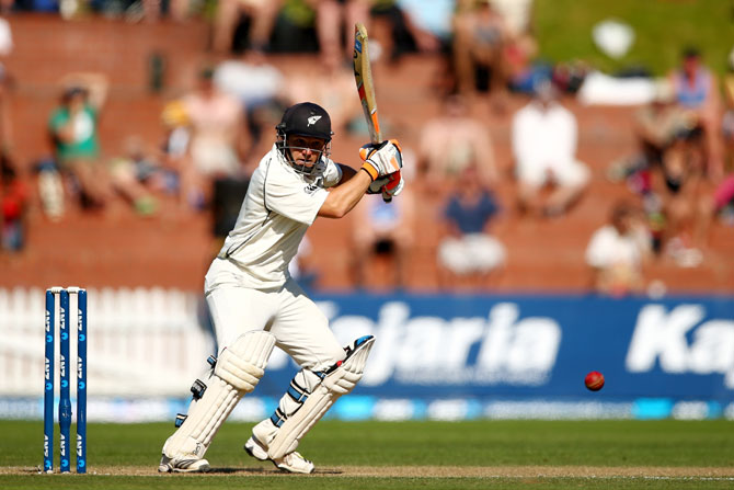 BJ Watling of New Zealand