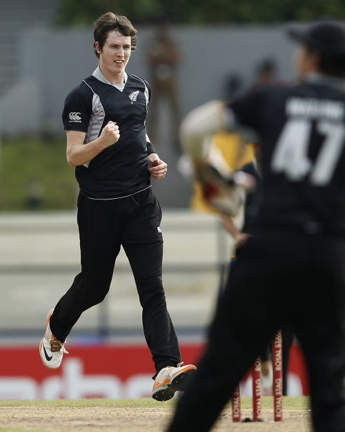 Adam Milne ruled out of ODI series against India