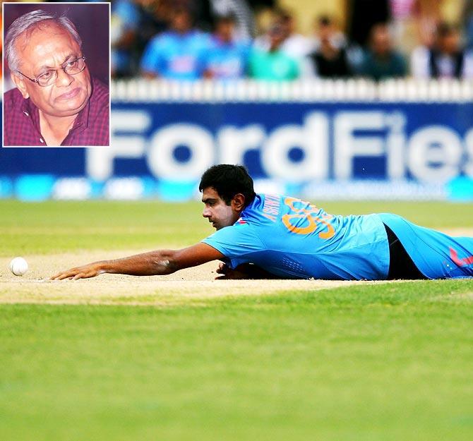 Ravichandran Ashwin,