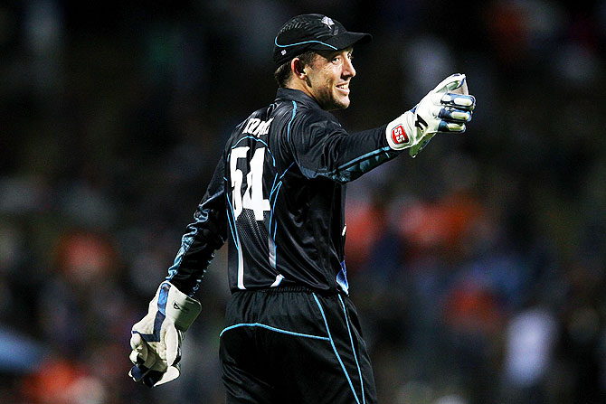 Ronchi reckons New Zealand can seal series in 4th ODI Rediff Cricket