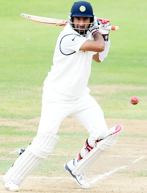 Tour game v Derbyshire: Pujara, Binny hit fifties to lift India