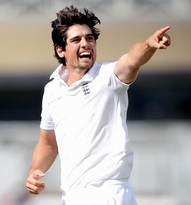 England captain Cook wants more pace and bounce in Lord's pitch