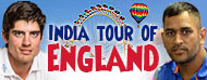India's Tour of England