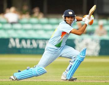 Rediff Cricket - Indian cricket - Tiwary, Pandey star in big win over South Africa 'A'
