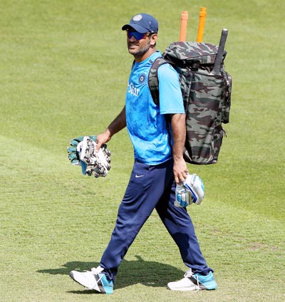 1-0 lead is not big in a five-match series, says Dhoni