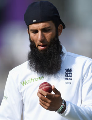 Moeen Ali wears bands supporting Palestine, ICC to investigate