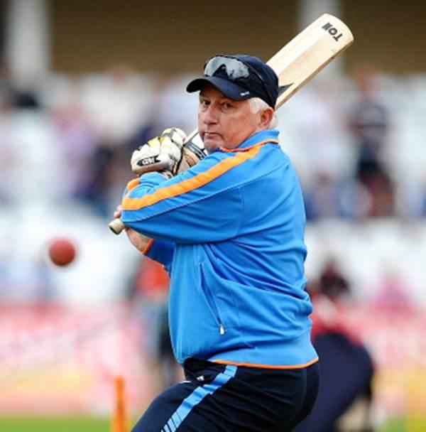 India's coach Duncan Fletcher