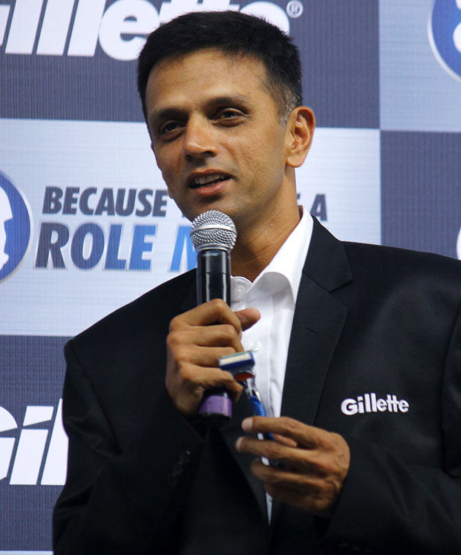 Dravid's recipe for India to succeed in England