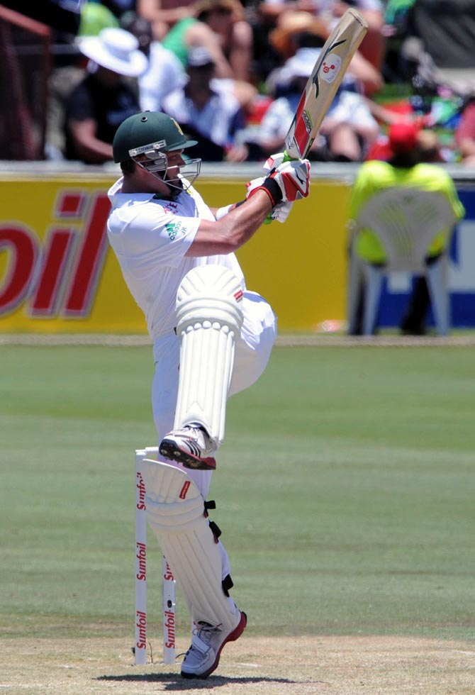 Jacques Kallis in action