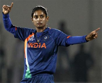 1st T20: Skipper Mitali Raj sizzles in India's win over Bangladesh