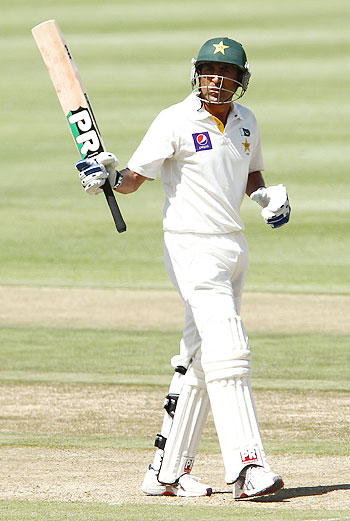 Rediff Cricket - Indian cricket - Younis not interested in Pakistan coaching job