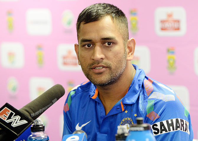 World T20: One statistic that won't amuse Dhoni!
