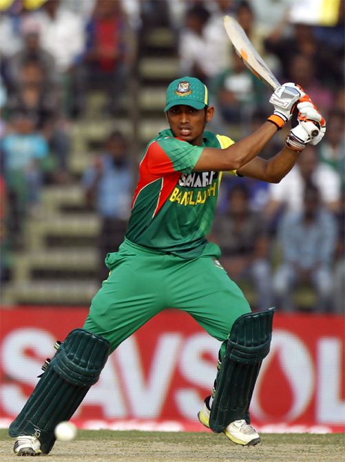 ICC World T20: All-round Bangladesh thrash Nepal