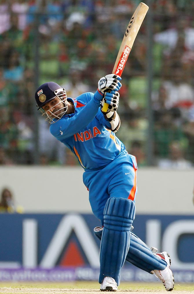 Virender Sehwag hits out