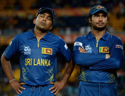 Disciplinary inquiry against Sanga and Mahela