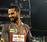 IPL 7: Shikhar Dhawan named captain of Sunrisers Hyderabad