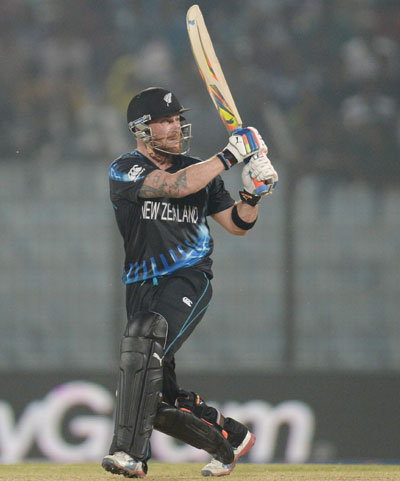 World T20: McCullum helps New Zealand ease past Netherlands