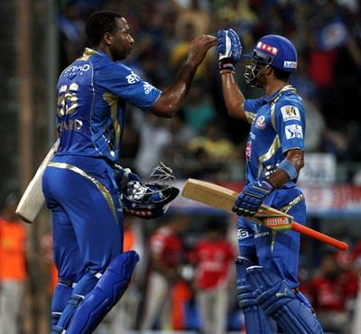 Pollard, Anderson help Mumbai Indians snap losing streak