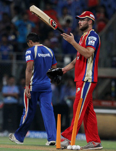 Royal Challengers Bangalore coach Daniel Vettori