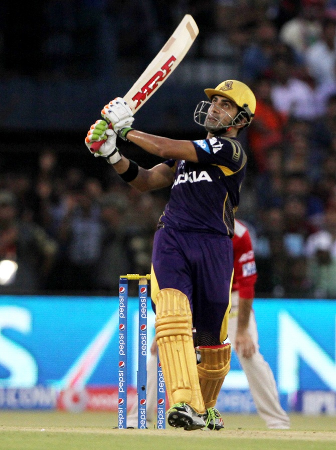 Gambhir plays down his good form; praises Uthappa
