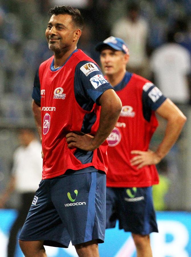 Praveen Kumar is all smiles
