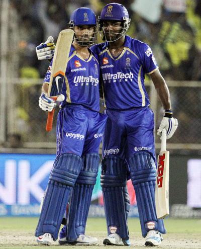 Rahane, Samson help Rajasthan Royals ease past Delhi Daredevils