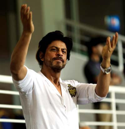 MCA ready to lift Wankhede ban on SRK for IPL final