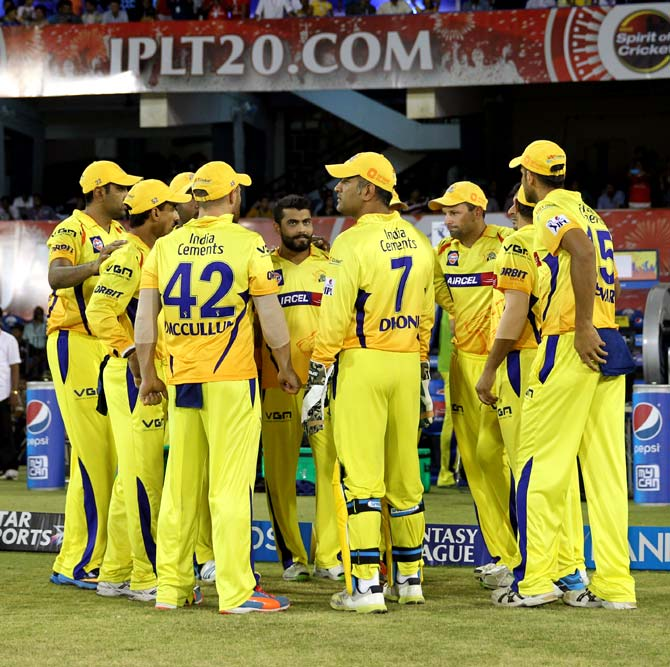 Did Chennai Super Kings take KKR too lightly?