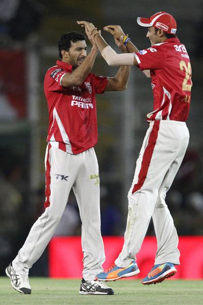 Kings XI Punjab ease past Rajasthan Royals, consolidate top spot